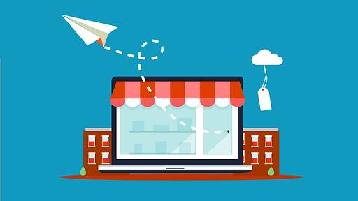 internetinės parduotuvės